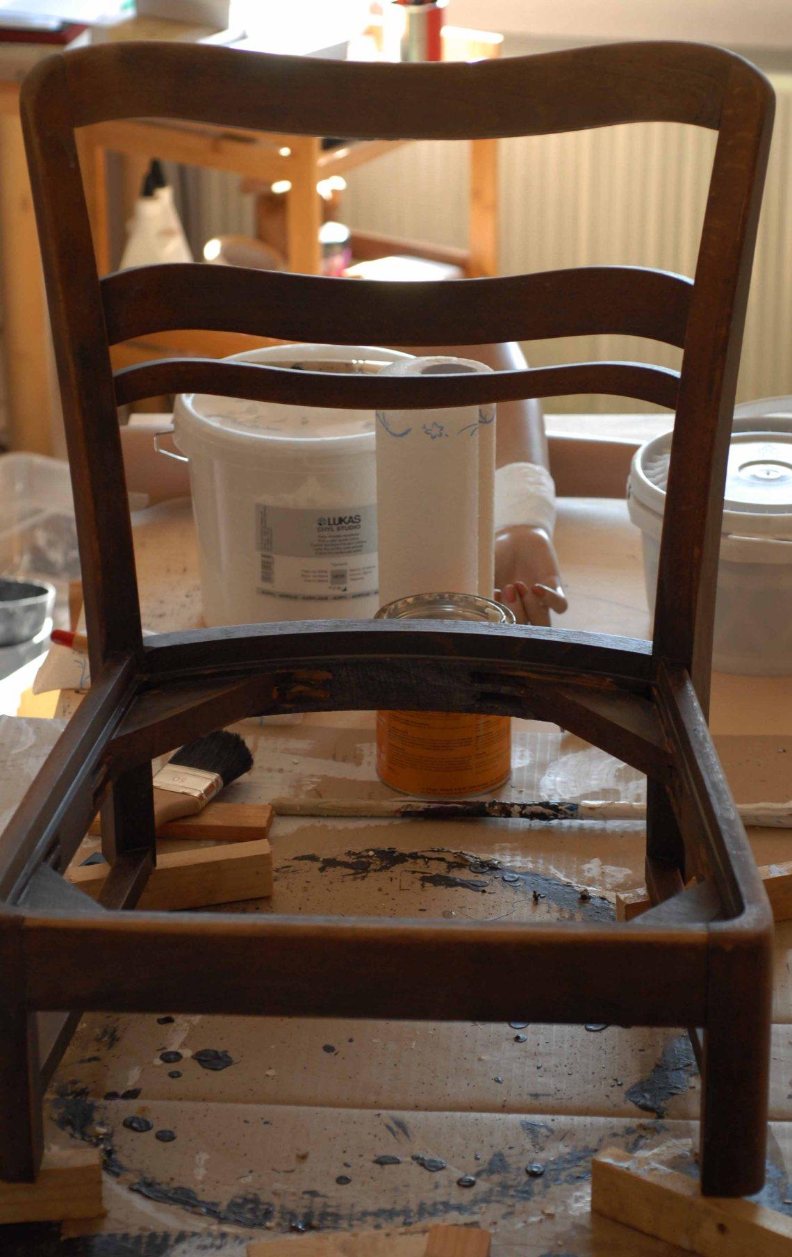 wieder Stuhl